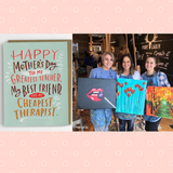 A Mother's Day Event! High Tea & Painting Workshop