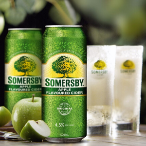 Sommersby Apple Cider