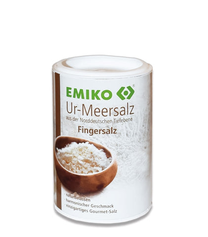 Image of EMIKO® Urmeer-Salz (Streudose, Spray, Sole)