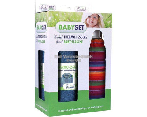 Image of EMIL Baby / Meal Set (inkl. Babyflasche)