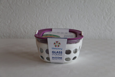 Image of LIFEFACTORY Glass FOOD CONTAINER
