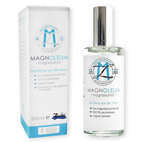Image of MAGNOLEUM Zechstein Magnesium Oil / Spray (100ml)