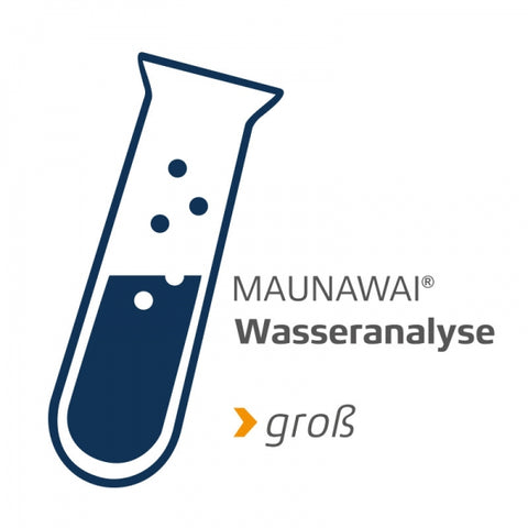 Image of MAUNAWAI Wasseranalyse KIT 2 (Leitungswassertest GROSS)