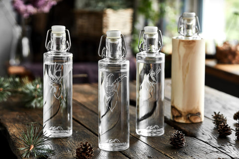 ND Trinkflasche ALPINE WATER BOTTLE (6dl) / PINUS CEMBRA