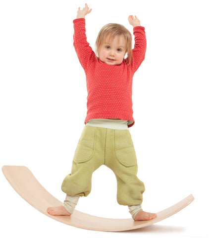 TICTOYS - das.BRETT Balance Board (Indoor/Outdoor)