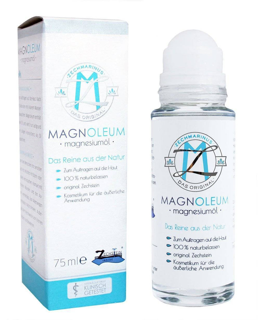 MAGNOLEUM Zechstein Magnesium Oil / Roll-On (75ml)