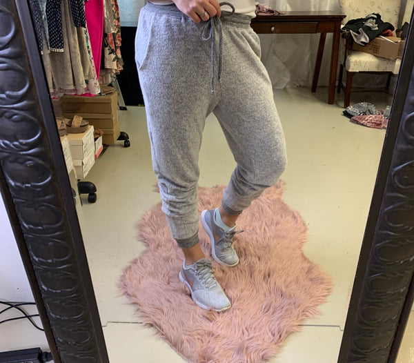 Soft Sweatpants (Charcoal)