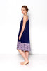 Mari Dress / Navy