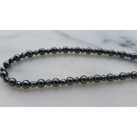 Necklace Hematite