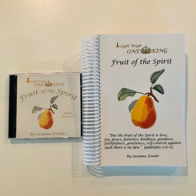 Fruit of the Spirit Set Daytime Meeting