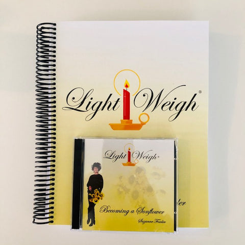 Becoming a Sonflower Digital Audio Series and Light Weigh Classic Journal Recorded Meeting Option beginning Sunday January 17