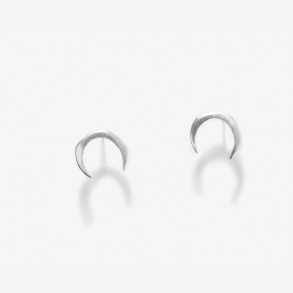 Luna Silver Earrings