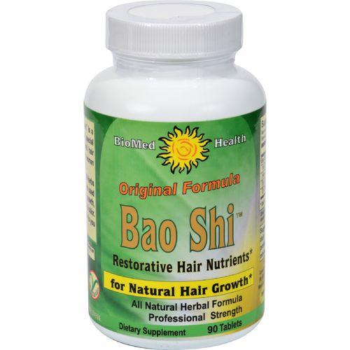 Biomed Health Bao Shi Restore Hair Nutrients - 90 Capsules - Watchesfixx Hair, skin, and nails