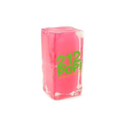 212 Pop! Eau De Toilette Spray (Limited Edition) 60ml/2oz - Watchesfixx Carolina Herrera