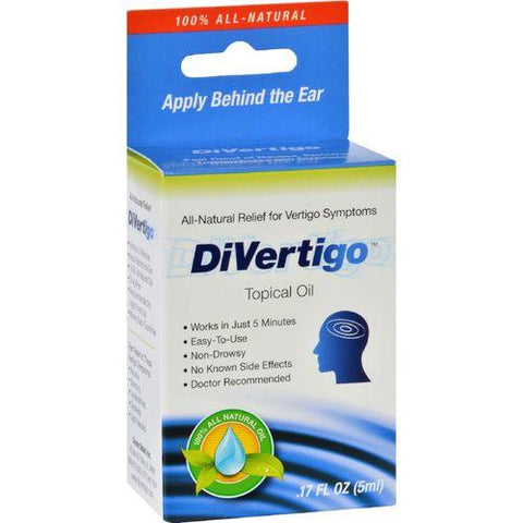 Divertigo - DiVertigo Counter Display - .17 fl oz - 1 Case - Watchesfixx Natural supplements