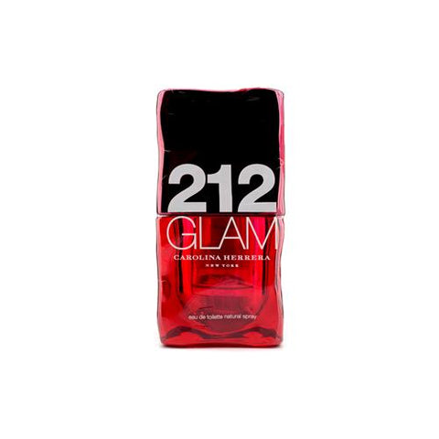 212 Glam Eau De Toilette Spray 60ml/2oz - Watchesfixx Carolina Herrera
