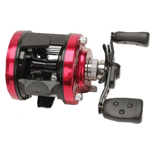 "Ambassadeur SX Round Baitcast Reel 5600. 5.3:1 Gear Ratio, 4 Bearings, 26"" Retrieve Rate, 12 lb Max Drag, RH - Watchesfixx Reels, casting"