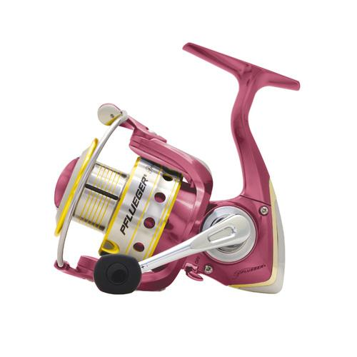 "Lady President Spinning Reel 6930LX, 30 Real Size, 5.2:1 Gear Ratio, 25.20"" Retrieve Rate, 9 lb Max Drag - Watchesfixx Reels, spinning"