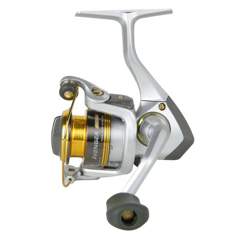 "Avenger Spinning ""B"" 6+1 BB Sz10 5.0:1 - Watchesfixx Reels, spinning"