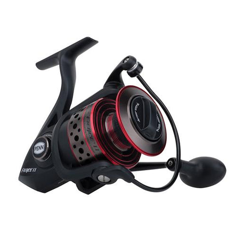 Fierce II Spinning Reel 5000, 5.6:1 Gear Ratio, 5 Bearings, 20 lb Max Drag, Ambidextrous, Boxed - Watchesfixx Reels, spinning