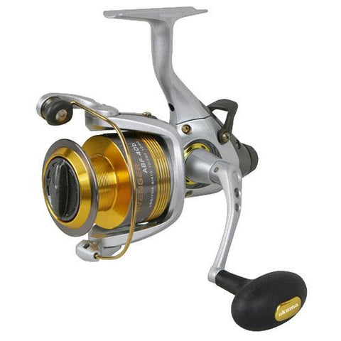 "Avenger ABF B-Series Reel 4.5:1 Gear Ratio, 6BB + 1RB Bearings, 33 lb Max Drag, 36"" Line Retrieve - Watchesfixx Reels, spinning"