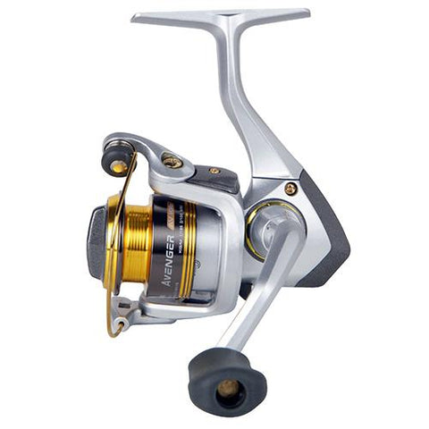 "Avenger B Series Reel 5.0:1 Gear Ratio, 6BB + 1RB Bearings, 5 lb Max Drag, 31"" Line Retrieve - Watchesfixx Reels, spinning"