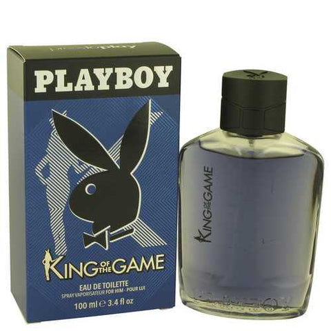 Playboy King of The Game by Playboy Eau De Toilette Spray 3.4 oz (Men) - Watchesfixx Playboy