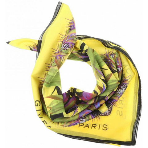 Givenchy ladies foulard A14693 0003 Flower - Watchesfixx WOMEN