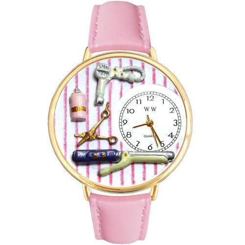 Beautician Female Watch in Gold (Large) - Watchesfixx Ladies watches