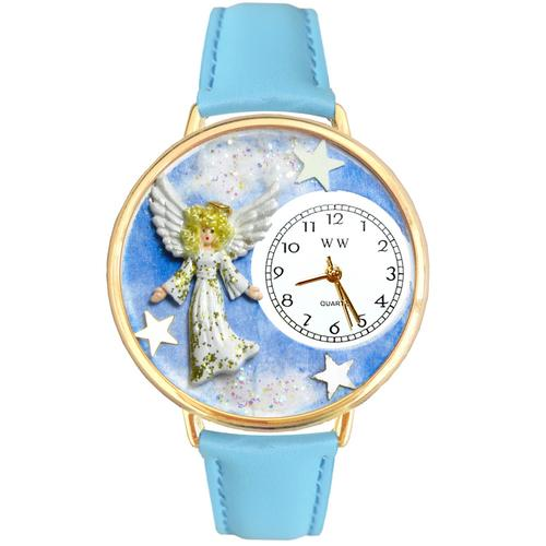 Angel Watch in Gold (Large) - Watchesfixx Ladies watches