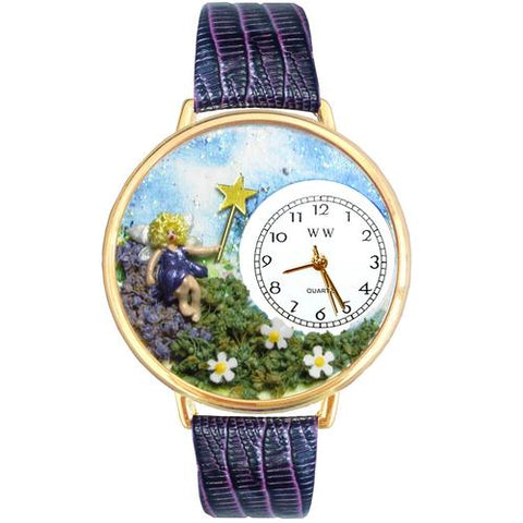 Fairy Watch in Gold (Large) - Watchesfixx Ladies watches