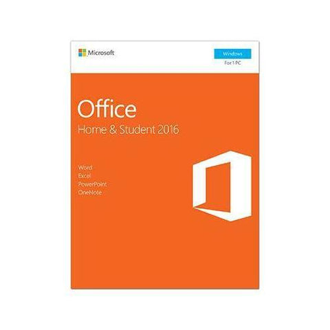 Microsoft Office Home and Student 2016 Win English P2 1 License NA Only Medialess - Watchesfixx Home & Business Apps