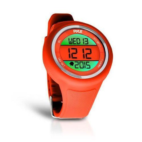Go Sport Multi-Function Sports Training Watch (Stopwatch, Pedometer, Countdown Timer, Multi-Alarm, Daily Reminders) - Watchesfixx Sports watches
