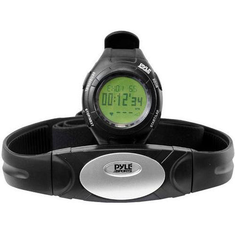 Advance Heart Rate Watch W/Walking/Running Sensor, Training Zones, and Calorie Counter - Watchesfixx Sports watches