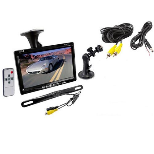 "Pyle 7"" TFT-LCD Monitor - Watchesfixx Car Video"