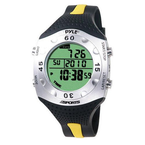 Advanced Dive Meter With Water Depth, Temperature, Dive Log, Auto EL Backlight - Watchesfixx Sports watches