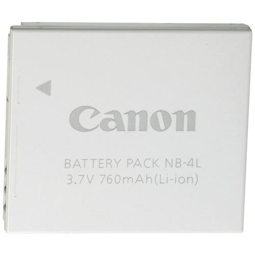 Canon Canon Nb-4l Replacement Battery (pack of 1 Ea) - Watchesfixx Cameras and camcorders