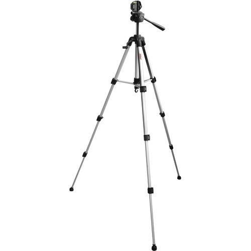 "Digipower 3-way Pan Head Tripod With Quick Release (extended Height: 62"") (pack of 1 Ea) - Watchesfixx Cameras and camcorders"