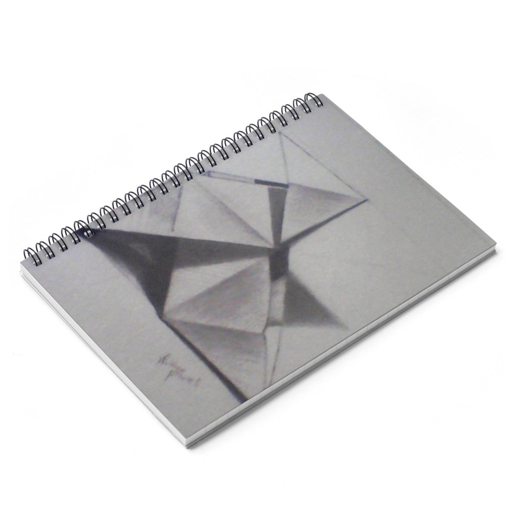 Spiral Notebook - Ruled Line - Watchesfixx Paper products