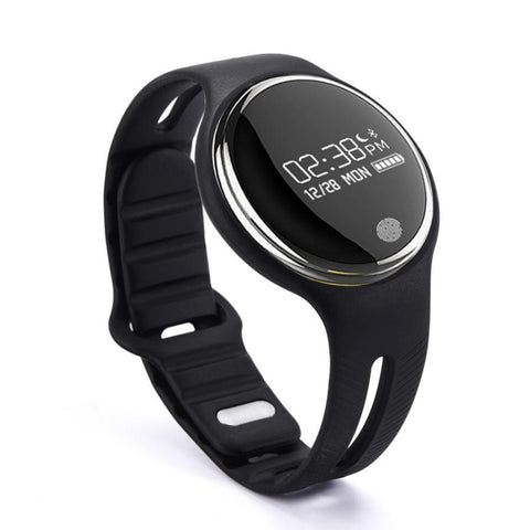 Superior E07 Bluetooth Smart Bracelet Watch Sport Healthy Pedometer Sleep Monitor  August 19 - Watchesfixx Digital Wristwatches