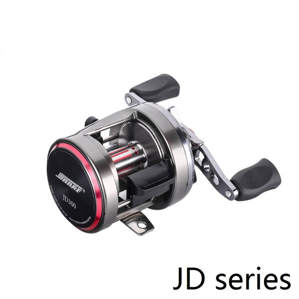 Baitcasting Fishing Reels, The Unique Taper Design ,Carber Fiber Drag Washers, The Magnetic Brake, 7+1BB, Stainless Steel Shaft - Watchesfixx Fishing