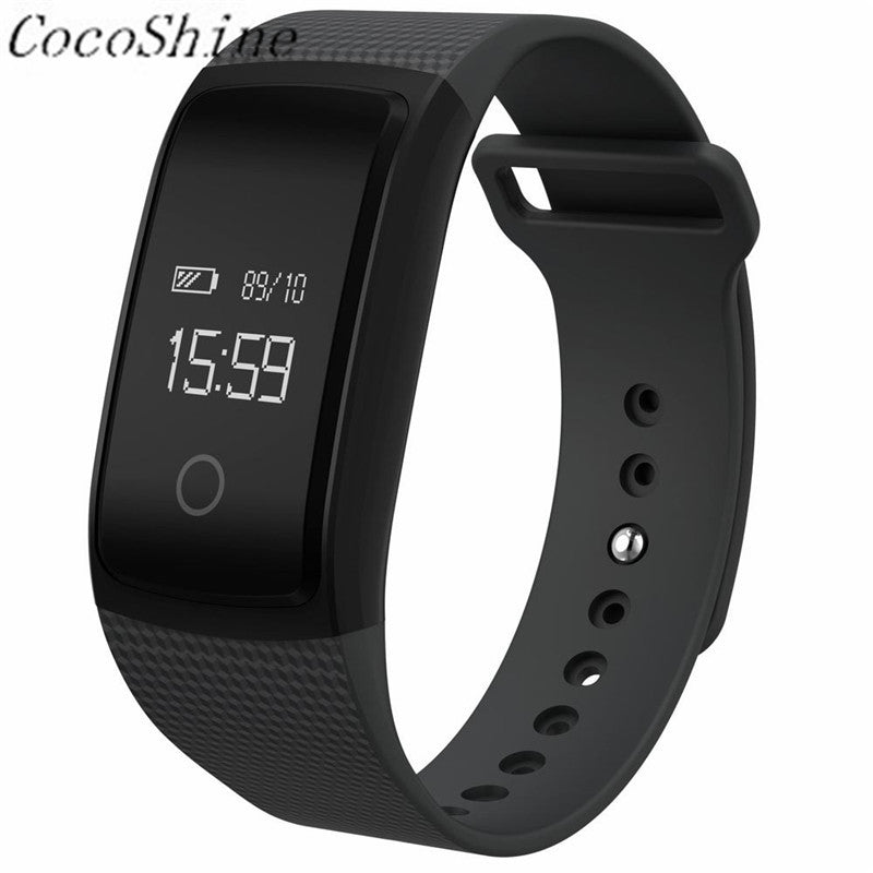 A-ZN8 Free shipping!High Quality Luxury Fashion A09 Bluetooth NFC Wireless HD Heart Rate Smart Watch For Android IOS Wholesale - Watchesfixx Digital Wristwatches