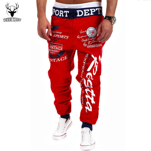 Jogger Pants Chinos Skinny Joggers Camouflage Men 2015 New Fashion Harem Pants Sweat Pants Men Trousers - Watchesfixx