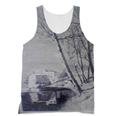Sublimation Vest - Watchesfixx Apparel