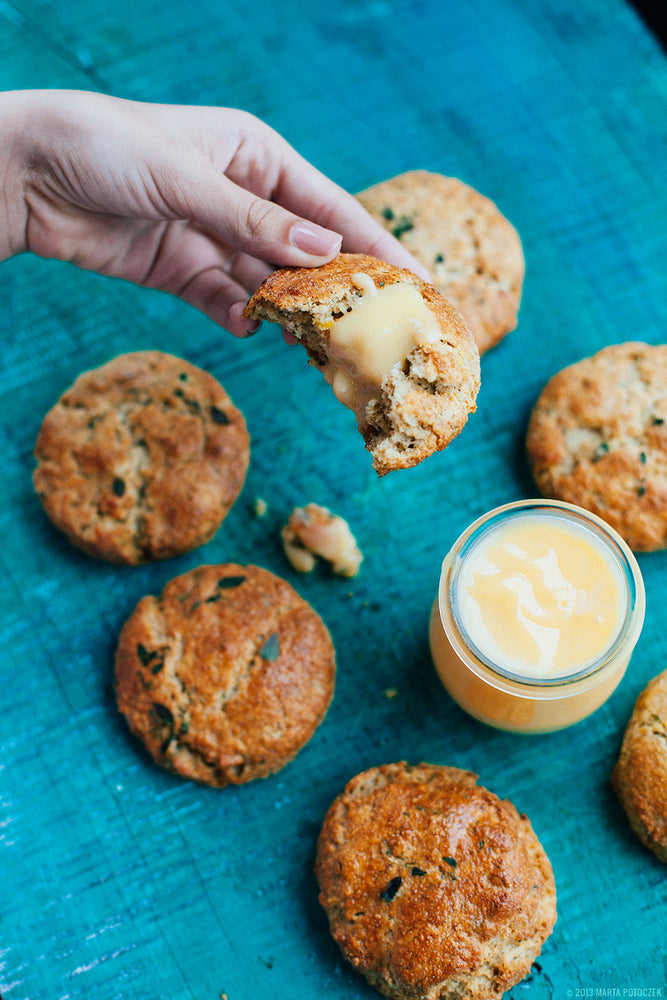 Meal of the Month: Brilliant Buttermilk Scones With Thyme