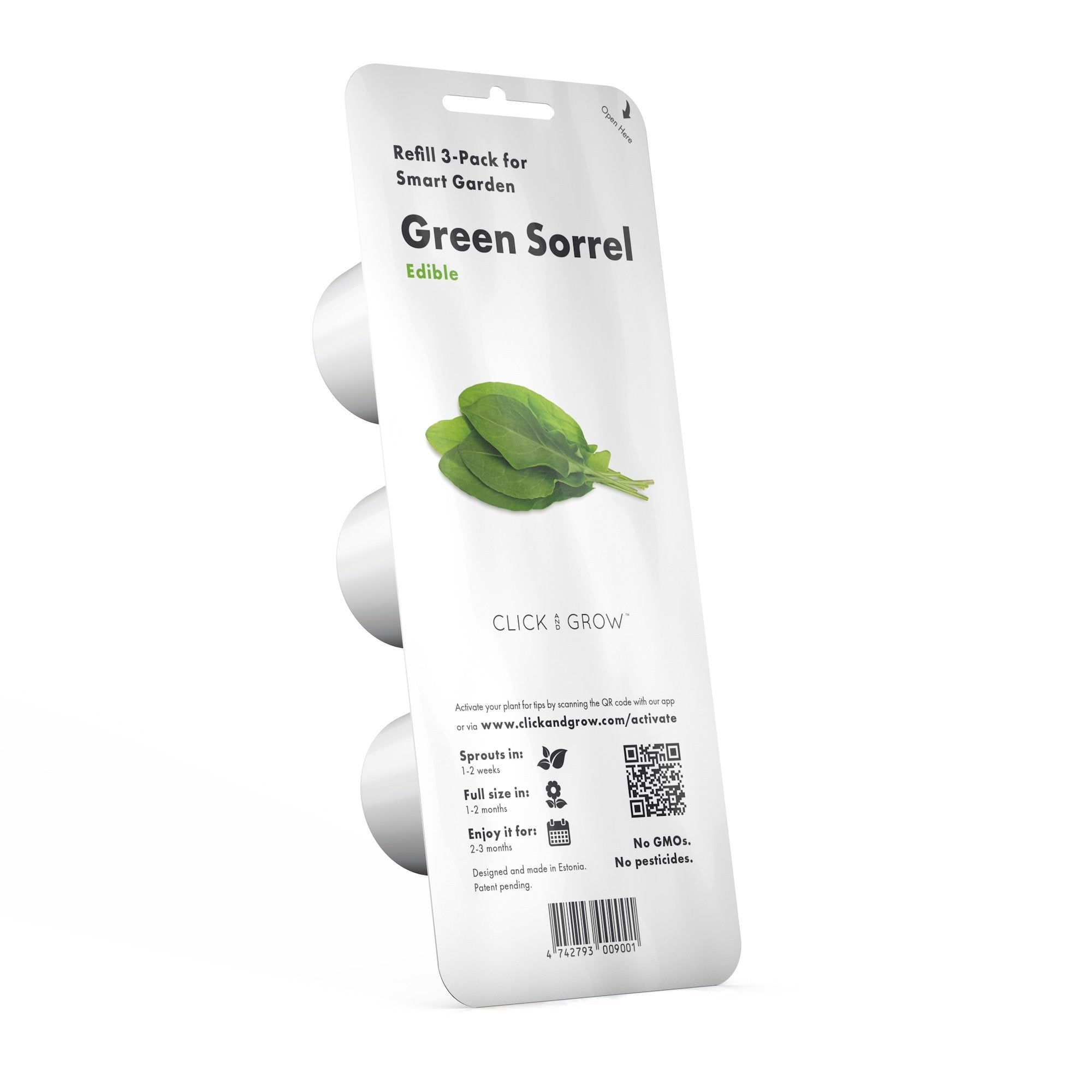 Green Sorrel 9-pack