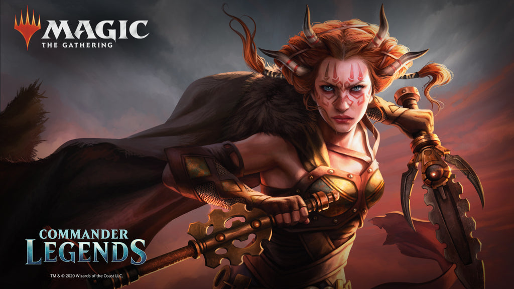 Commander Legends Prerelease Info and More!