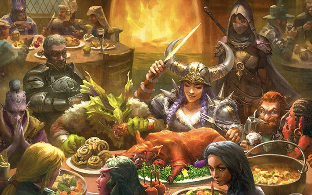 D&D Holiday Gift Guide