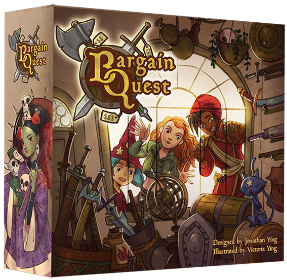 Bargain Quest | Phoenix Comics and Games