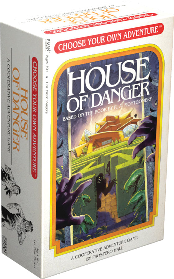 Choose Your Own Adventure: House of Danger | Phoenix Comics and Games